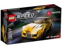 Конструктор Lego Speed Champions Toyota GR Supra, 299 деталей (76901)