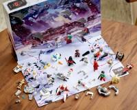Конструктор LEGO Star Wars Новогодний календарь, 311 деталей (75279)
