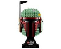 Конструктор LEGO Star Wars Шлем Бобы Фетта, 625 деталей (75277)