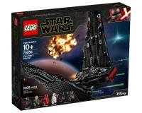Конструктор LEGO Star Wars Шаттл Кайло Рена, 1005 деталей (75256)