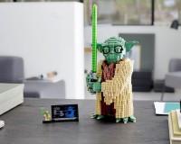Конструктор LEGO Star Wars Йода, 1771 деталь (75255)