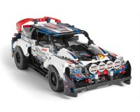 Конструктор LEGO Technic Гоночный автомобиль Top Gear на управлении, 463 детали (42109)