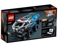 Конструктор LEGO Technic Машина для побега, 128 деталей (42090)