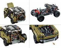 Конструктор LEGO Technic Land Rover Defender, 2573 детали (42110)