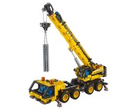 Конструктор LEGO Technic Мобильный кран, 1292 детали (42108)
