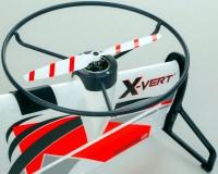 Летающее крыло - дрон E-flite X-VERT VTOL RTF (EFL1800)