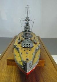 Сборная модель Звезда советский линкор «Марат» 1:350