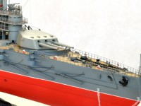 Сборная модель Звезда линкор «Севастополь» 1:350