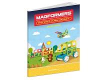 Магнитный конструктор Magformers Мой первый набор, 100 элементов