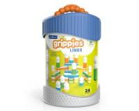 Магнитный конструктор Guidecraft Grippies Links, 24 детали (G8318)