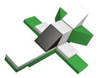 Магнитный конструктор AINSTEIN Самолеты и вертолеты (2132)