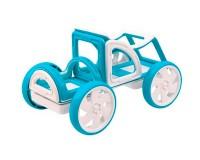 Магнитный конструктор Magformers Мой первый голубой автомобиль, 14 элементов