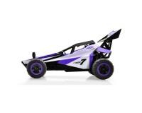 Багги микро 1:32 Crazon скоростная (фиолетовая)