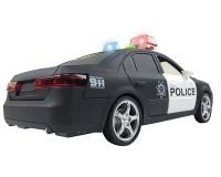 Полицейская машина Wenyi 1:16