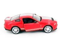 Машинка Meizhi Ford GT500 Mustang 1:14 лиценз. (красная)
