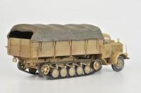 Сборная модель Звезда немецкий полугусеничный грузовик L4000R «Маультир» 1:35