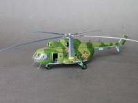 Сборная модель Звезда советский многоцелевой вертолёт «Ми-8Т» 1:72