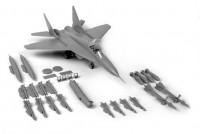 Сборная модель Звезда российский истребитель «МиГ-29С (9-13С)» 1:72