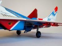 Сборная модель Звезда авиационная группа высшего пилотажа «МиГ-29» Стрижи 1:72