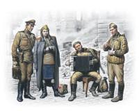 Набор сборных фигурок ICM Май 1945 1:35 (ICM35541)