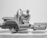 Сборные фигурки ICM Советские водители, 1979-1991 гг. 1:35 (ICM35641)