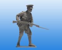 Сборные фигурки ICM Британская пехота, IМВ 1:35 (ICM35684)