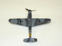 Сборная модель Звезда немецкий истребитель «Мессершмитт BF-109 F2» 1:48