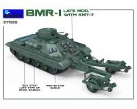 Сборная модель MiniArt БМР-1 поздних выпусков с KMT-7 1:35 (MA37039)