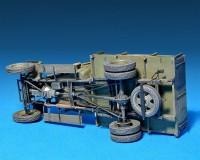 Сборная модель MiniArt Грузовой автомобиль ГАЗ-ММ образца 1941 г. 1:35 (MA35130)