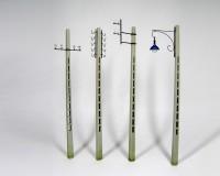 Сборная модель MiniArt Бетонные телеграфные столбы 1:35 (MA35563)