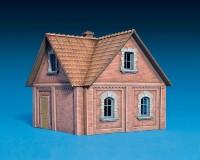 Сборная модель MiniArt сельского дома 1:72 (MA72027)