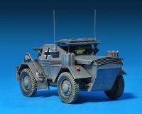 Сборная модель MiniArt Разведывательный автомобиль Dingo Mk.II с экипажем 1:35 (MA35074)