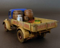 Сборная модель MiniArt немецкого грузовика L1500S 1:35 (MA38014)