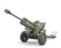 Сборная модель MiniArt Немецкая полевая пушка 7,62 см F.K. 39(r) 1:35 (MA35104)