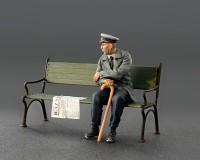 Сборные фигурки MiniArt немецких граждан 1930-40 годов 1:35 (MA38006)