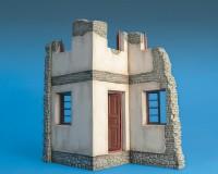 Сборная модель MiniArt Руины дома 1:35 (MA35527)
