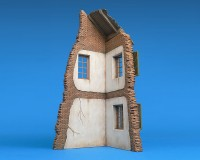 Сборная модель MiniArt Нормандский деревенский дом 1:35 (MA35524)