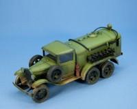 Сборная модель MiniArt Топливозаправщик БЗ-38 образца 1939 г. 1:35 (MA35158)