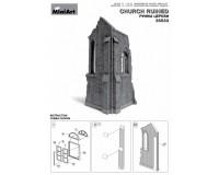 Сборная модель MiniArt Руины церкви 1:35 (MA35533)