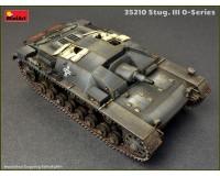 Сборная модель MiniArt Немецкая САУ Stug.III 0-серии 1:35 (MA35210)