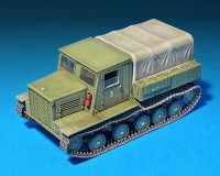 Сборная модель MiniArt Советский артиллерийский тягач Я-12 раннего выпуска 1:35 (MA35052)