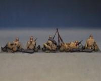 Сборные фигурки MiniArt Советские солдаты на отдыхе 1:35 (MA35233)