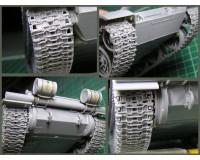 Сборная модель MiniArt Гусеничные цепи семейства Т-54 раннего типа 1:35 (MA37046)