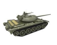 Сборная модель советского среднего танка MiniArt T-54-1 образца 1947 года 1:35 (MA37014)