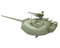 Сборная модель советского среднего танка MiniArt T-54-2 с интерьером 1:35 (MA37004)