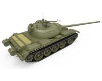 Сборная модель советского среднего танка MiniArt T-54-3 образца 1951 года 1:35 (MA37015)