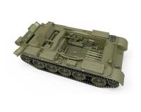 Сборная модель советского среднего танка MiniArt T-54-3 с интерьером 1:35 (MA37007)