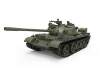 Сборная модель танка MiniArt T-55A с интерьером 1:35 (MA37020)