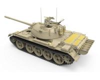 Сборная модель танка MiniArt Tiran 4 Early Type с интерьером 1:35 (MA37010)