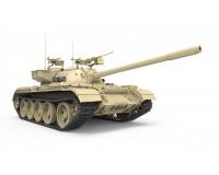Сборная модель танка MiniArt Tiran 4 Late Type с интерьером 1:35 (MA37029)